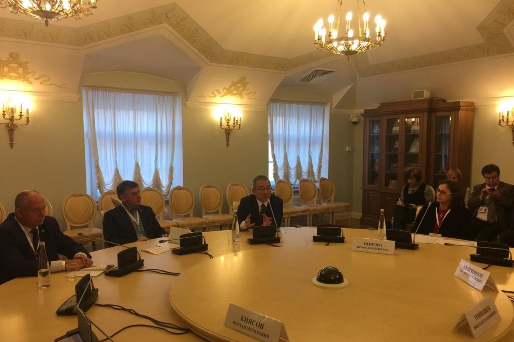Кафедра ЮНЕСКО СПБПУ– участник конференции, состоявшейся в Президентской библиотеке