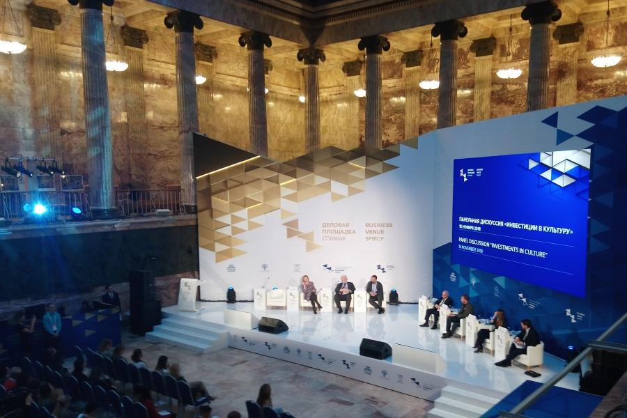 Кафедра ЮНЕСКО – участник VII Санкт-Петербургского международного культурного форума
